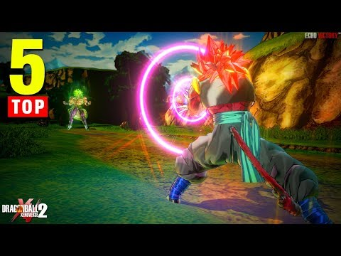 Dragon Ball Xenoverse 2 : TOP 5 Best Modded Ultimate Attack #8