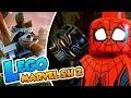 ¡Estamos Sin-KLAW-nizados! - #04 - Lego Marvel Super Heroes 2 en español (PC) Naishys y Dsimphony