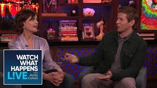 Elizabeth McGovern & Allen Leech's Least Favorite 'Downton Abbey' Storylines | WWHL