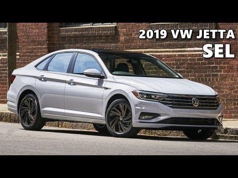 2019 Vw Jetta Sel Premium Driving Exterior Interior Youtube