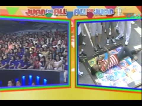 EAT BULAGA's JUAN FOR ALL - PNB - ADRIAN vs EJ.- 20-Nov-10