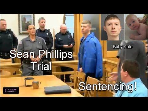 Sean Phillips Trial Sentencing 12/09/16