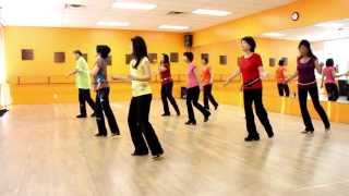 Yes, Darling Daughter - Line Dance (Dance & Teach in English & 中文)