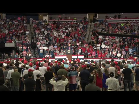 🔴 FULL COVERAGE: President Donald Trump Rally in Tulsa, OK 6/20/20