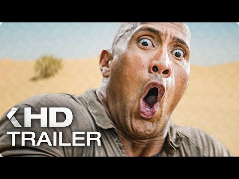 JUMANJI 3: The Next Level Trailer 2 (2019)