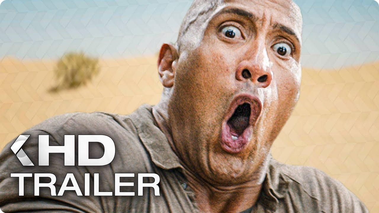 Download JUMANJI 3: The Next Level Trailer 2 (2019)