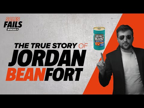 Sales Fails - The True Story of Jordan Beanfort