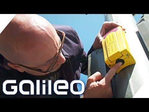 Gibt es den geheimen Ampel-Knopf wirklich? | Galileo | ProSieben