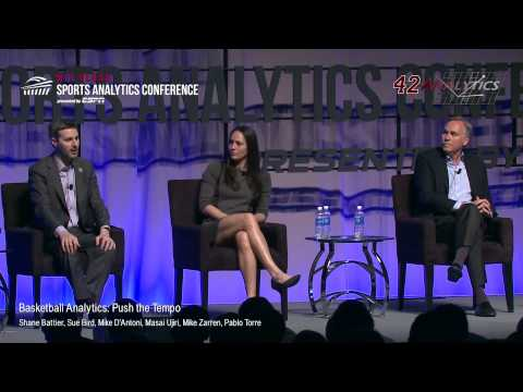 SSAC15: Basketball Analytics: Push the Tempo
