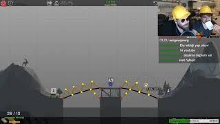 Holmes Köprü Yapma Oyunu Oynuyor #5 (Poly Bridge /w Elraen)