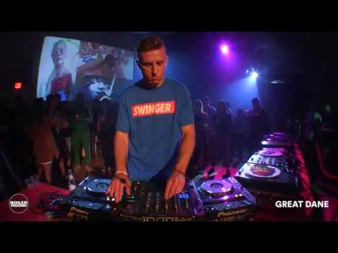 Great Dane Boiler Room Oakland DJ Set