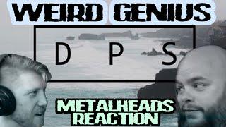 Gambar cover INDONESIAN Pop/Rock | WEIRD GENIUS - DPS | Metalheads Reaction