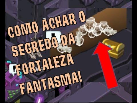 COMO ENCONTRAR O SEGREDO DA PECK NA FORTALEZA FANTASMA ANIMAL JAM!!
