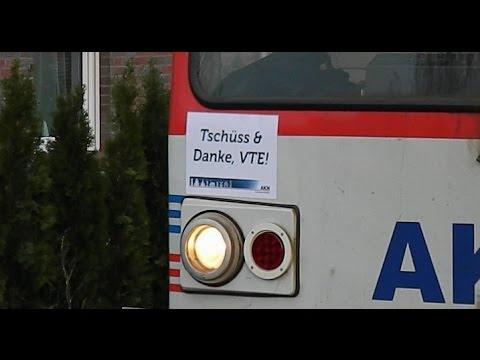 AKN: Tschüss & Danke, VT2E!