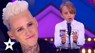10-Year-Old Singer WOWS Judges With His OPERA on Poland's Got Talent 2021 | Got Talent Global