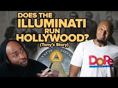Illuminati in Hollywood!? Tony's Creepy Story