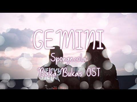 Gemini   Spongcola Music Lyrics   Baka Bukas OST