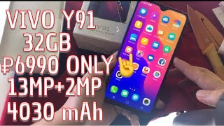VIVO Y91 32GB UNBOXING & FULL SPECIFICATIONS