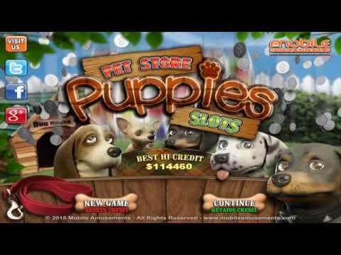 Pet Store Puppies Slots (iOS/Android)