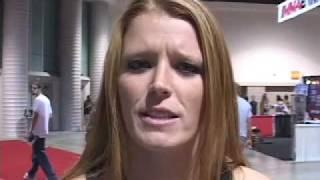 Tonya Evinger Tells a dirty sexual joke!