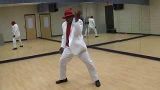 Likewise dances to Liberian Girl (Michael Jackson)