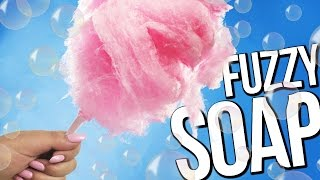 COTTON CANDY SOAP ♥ DIY