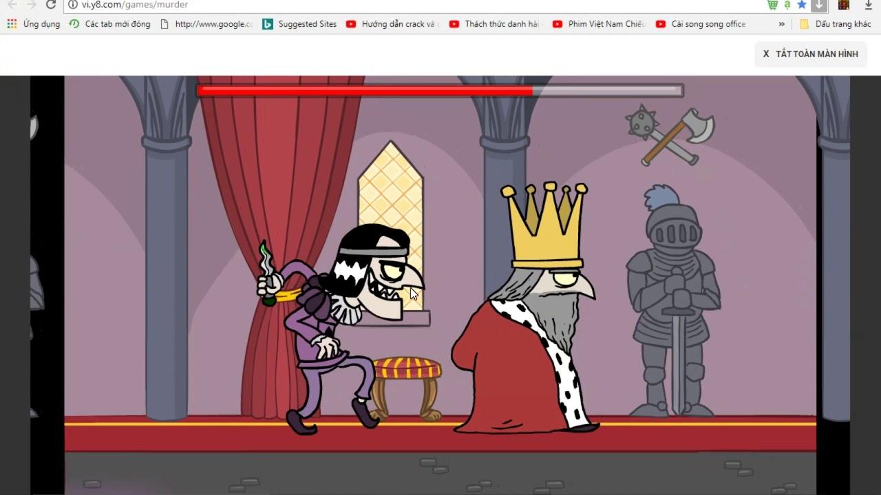 Game Online: Murder (ÁM SÁT NHÀ VUA) - Giết hoặc bị giết