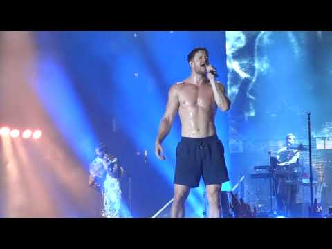 Imagine Dragons Live , Natural !!! Nancy 21082018