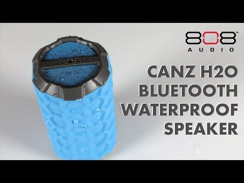 808 Canz H20 Wireless Speaker: Full Review