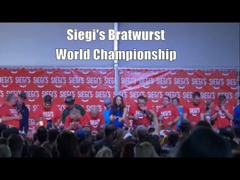 Siegi's Bratwurst 2016 Championship in Tulsa, Oklahoma | RAW
