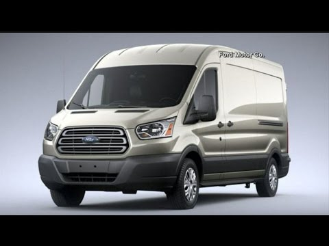 Ford recalls big vans; cracked coupling can cause power loss