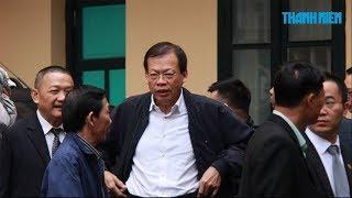 Cựu Tổng giám đốc PVN Phùng Đình Thực lặng lẽ rời tòa