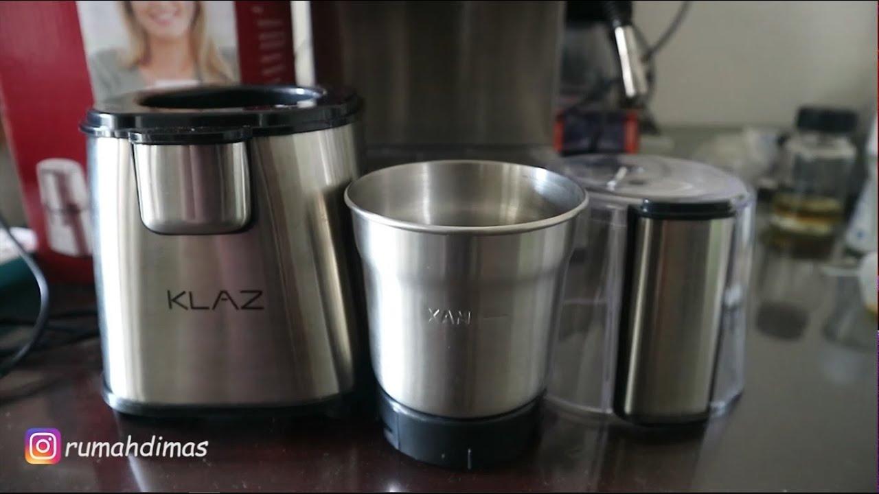 Mesin Coffee Grinder Murah - YouTube
