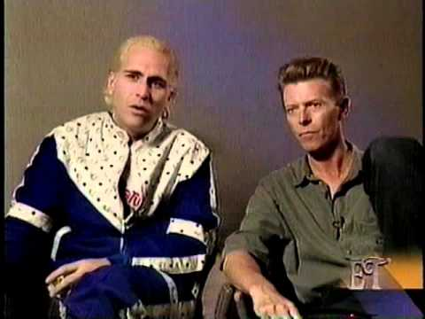 October 1991 - Bowie, Rundgren and Other Rockers Discuss Loud Concerts/Hearing Loss