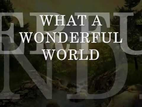 what a wonderful world - Louis Armstrong (CIFRADA EM INGLES)