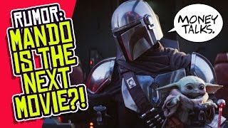 Disney Planning 'The Mandalorian' Prequel as Next Star Wars Movie?!