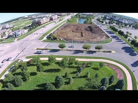 Jordan Creek Mall at West Des Moines
