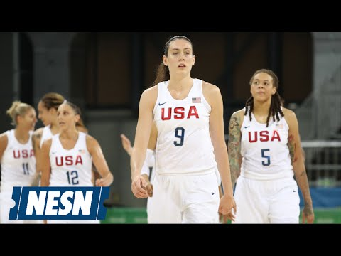 USA Women's Basketball Sets Olympic Record In Win Vs Senegal