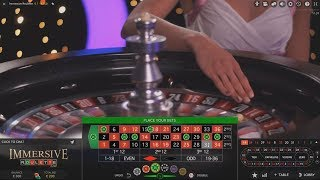 500 Euros Vs Live Dealer Immersive Roulette Big Bets