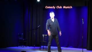 Comedy Club Munich - Mel Kelly - 24. June 2017