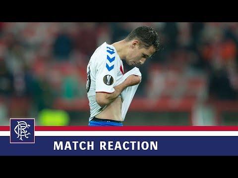 REACTION | Nikola Katic | Spartak Moscow 4-3 Rangers