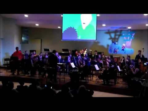 ìQue lio de orquesta! (Cuento Musical) Director: Daniel Montes