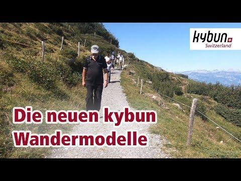 kybun Wandermodelle entdecken YouTube