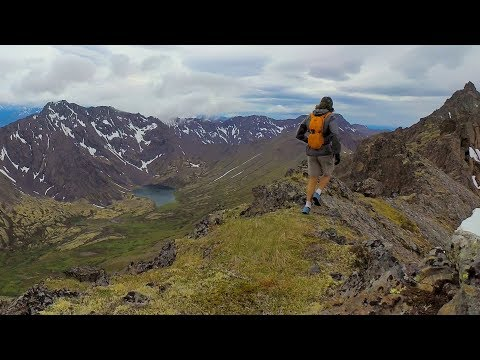 Chugach Mountains, Alaska - Williwaw/Ramp Ridge Mountain Run