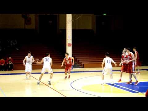 Blues vs San Francisco University