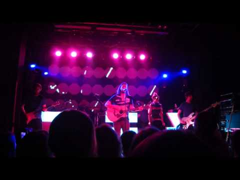 Rea Garvey - My child [Live @ Szene, Vienna 18.10.2011]