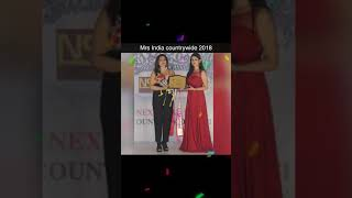 MRS.INDIA COUNTRYWIDE T.V SHOW 2018