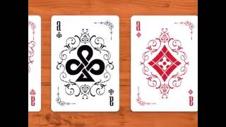 Bicycle Gods of Mythology Deck by Collectable Playing Cards - www.MJMMagic.com