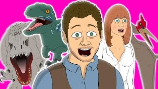 jurassic world gameplay