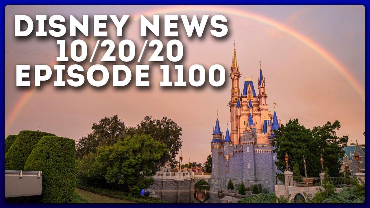 🔴  LIVE: Walt Disney World News & Discussion | 10/20/20